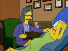 The Simpsons 06x11 : Fear of Flying- Seriesaddict